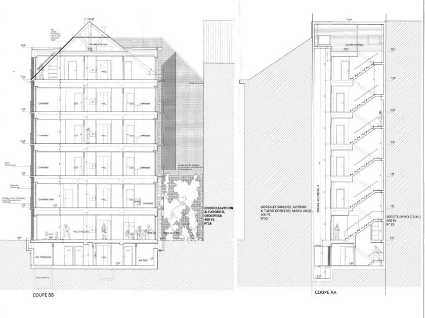 Belgique 1050,22 Bedrooms Bedrooms,22 BathroomsBathrooms,Autre,1033